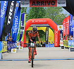 2019 Trentino MTB Challenge - Ride the Nature - 1000 Grobbe Bike Challenge - 100 Km dei Forti  il 09/06/2019 a Lavarone, Tony Longo (Wilier 7C Force)<br />  © Pierre Teyssot / Mosna