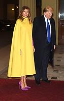 NATO Leaders Reception At Buckingham Palace