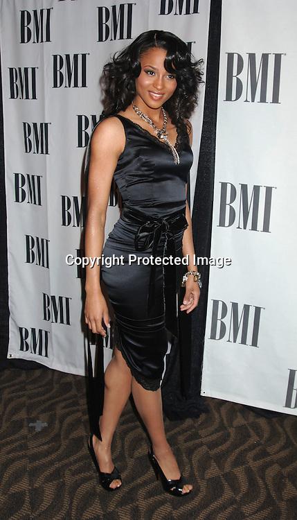 Ciara..at The 6th Annual BMI Urban Awards honoring the songwriters and publishers of the most performed urban songs on US radio and television on August 30, 2006..at Roseland. ..Robin Platzer, Twin Images