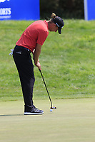 Marcel Siem (GER) putts on the 14th green during Saturday's Round 3 of the Porsche European Open 2018 held at Green Eagle Golf Courses, Hamburg Germany. 28th July 2018.<br /> Picture: Eoin Clarke | Golffile<br /> <br /> <br /> All photos usage must carry mandatory copyright credit (&copy; Golffile | Eoin Clarke)