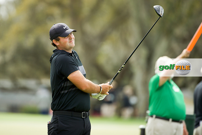 Patrick Reed (USA) during the final round of the Arnold Palmer Invitational presented by Mastercard, Bay Hill, Orlando, Florida, USA. 08/03/2020.<br /> Picture: Golffile | Scott Halleran<br /> <br /> <br /> All photo usage must carry mandatory copyright credit (© Golffile | Scott Halleran)