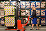 Mar0072188 . Daily Telegraph<br /> <br /> Victoria Cleland, Director for Banknotes and Chief Cashier of the Bank of England .<br /> <br /> Caged Sterling bank notes of all denominations in the vaults at the Bank of England .<br /> <br /> The Bank of England<br /> <br /> London 2 September 2016