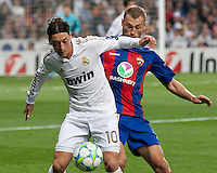 UEFA CHAMPIONS LEAGUE. Real Madrid (4) vs (1) CSKA. 14/03/2012