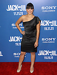 Chelsea Rendon at The Columbia Pictures' World Premiere of JACK AND JILL at Mann Village Theatre in West Hollywood, California on November 06,2011                                                                               © 2011 Hollywood Press Agency