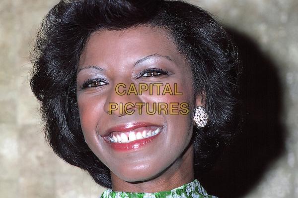 Natalie Cole photo taken in September 1976<br /> <br /> &copy; RTNKent /MPI/Capital Pictures<br /> September 1976<br />  &copy; MPI/Capital Pictures