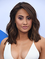 "08 April 2019 - Westwood, California - Francia Raisa. ""Little"" Los Angeles Premiere held at Regency Village Theater. Photo Credit: Birdie Thompson/AdMedia"