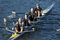 Crew: 8   York City Rowing Club   YRK-PRIESTLEY   4x- Band 2<br /> <br /> Head of the Trent 2018<br /> Division 3<br /> <br /> To purchase this photo, or to see pricing information for Prints and Downloads, click the blue 'Add to Cart' button at the top-right of the page.