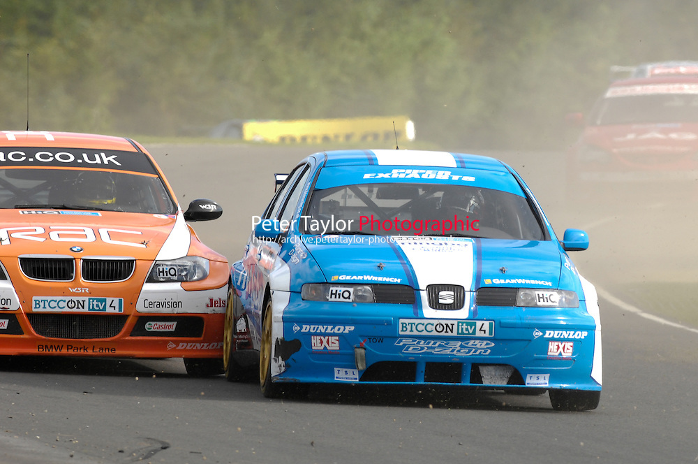 (43) - Chris Stockton (GBR) - BTC Racing Seat Toledo Cupra.