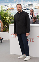 Yorgos Lanthimos at the photocall for &quot;The Killing of a Sacred Deer&quot; at the 70th Festival de Cannes, Cannes, France. 22 May 2017<br /> Picture: Paul Smith/Featureflash/SilverHub 0208 004 5359 sales@silverhubmedia.com