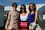 Joni Conlon, Anita McDonnell and Joanne Ryan at the Bellewstown Races 2011...(Photo credit should read Jenny Matthews www.newsfile.ie)....This Picture has been sent you under the conditions enclosed by:.Newsfile Ltd..The Studio,.Millmount Abbey,.Drogheda,.Co Meath..Ireland..Tel: +353(0)41-9871240.Fax: +353(0)41-9871260.GSM: +353(0)86-2500958.email: pictures@newsfile.ie.www.newsfile.ie.