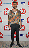 Jake Quickenden at the TV Choice Awards 2018, The Dorchester Hotel, Park Lane, London, England, UK, on Monday 10 September 2018.<br /> CAP/CAN<br /> &copy;CAN/Capital Pictures
