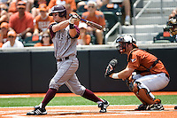 Shofner, Caleb 0481.jpg.  Big 12 Baseball game with Texas A&M Aggies at Texas Lonhorns  at UFCU Disch Falk Field on May 9th 2009 in Austin, Texas. Photo by Andrew Woolley.