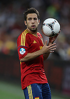 Midfielder of the national team of Spain Cesc Fàbregas â?-10.