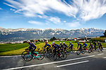 USA Team training ride before the 2018 UCI Road World Championships, Innsbruck-Tirol, Austria 2018. 26th September 2018.<br /> Picture: Innsbruck-Tirol 2018/BettiniPhoto | Cyclefile<br /> <br /> <br /> All photos usage must carry mandatory copyright credit (&copy; Cyclefile | Innsbruck-Tirol 2018/BettiniPhoto)
