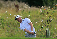 Max Orrin (ENG) on the 2nd during Round 1 of the Bridgestone Challenge 2017 at the Luton Hoo Hotel Golf &amp; Spa, Luton, Bedfordshire, England. 07/09/2017<br /> Picture: Golffile   Thos Caffrey<br /> <br /> <br /> All photo usage must carry mandatory copyright credit     (&copy; Golffile   Thos Caffrey)
