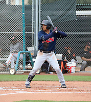 Bo Naylor / Noah Naylor - Cleveland Indians 2020 spring training (Bill Mitchell)
