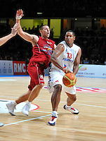PICTURE BY Dave Winter/SWPIX.COM - Olympics 2012 - Medal hopes for France......Copyright - Simon Wilkinson - 07811267706.....Boris DIAW - Basketball.