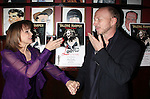 """Valerie Harper & Paul Haggis<br /> attending the Broadway Opening Night After Party for """"Looped"""" at Sardi's Restaurant in New York City.<br /> March 14, 2010"""