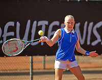 Netherlands, Rotterdam August 07, 2015, Tennis,  National Junior Championships, NJK, TV Victoria, Melissa Boyden<br /> Photo: Tennisimages/Henk Koster