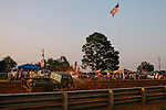 Mud bogging and racing at the Swainsboro Raceway in Swainsboro, Georgia, July 2012. Swainsboro has a population of around 7,300.