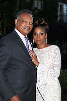 PACIFIC PALISADES, CA - JULY16: Jesse Jackson, Holly Robinson Peete at the 18th Annual DesignCare Gala on July 16, 2016 in Pacific Palisades, California. Credit: David Edwards/MediaPunch