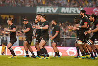 SÃO PAULO, SP, 10.11.2018 - BRASIL RUGBY-ALL BLACKS MAORI - Time do All Blacks Maori durante partida contra o Brasil Rugby em jogo amistoso no estádio do Morumbi em São Paulo, neste sábado, 10.  (Foto: Anderson Lira/Brazil Photo Press)