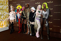 Kiddy Smile with guests attending the 'Magnum x Rita Ora' Party during the 72nd Cannes Film Festival on May 16, 2019 in Cannes, France