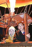 20130705 July 05 Hot Air Balloon Cairns