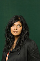 Nikita Lalwani , writer nominated for the long list of The Booker Prize CREDIT Geraint Lewis