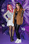 Kandee Johnson and Wende Zomnir during the celebration of 20th anniversary of Urban Decay in Madrid, Spain. November 02, 2016. (ALTERPHOTOS/Rodrigo Jimenez)