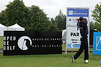 Daan Huizing (NED) in action during the first round of the Hauts de France-Pas de Calais Golf Open played at Aa Saint-Omer GC, Saint - Omer, France. 13/06/2019<br /> Picture: Golffile | Phil Inglis<br /> <br /> <br /> All photo usage must carry mandatory copyright credit (© Golffile | Phil Inglis)