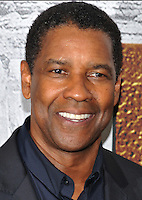 New York, NY- September 19: Denzel Washington attends the 'The Magnificent Seven' New York premiere at Museum of Modern Art on September 19, 2016 in New York City@John Palmer / Media Punch