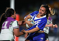 Warriors Women v Auckland selection, Mt Smart Stadium, Auckland, Friday 10 August 2018. Photo: Simon Watts/www.bwmedia.co.nz