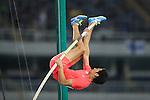 Hiroki Ogita (JPN), <br /> AUGUST 13, 2016 - Athletics : <br /> Men's Pole Vault Qualifying Round <br /> at Olympic Stadium <br /> during the Rio 2016 Olympic Games in Rio de Janeiro, Brazil. <br /> (Photo by YUTAKA/AFLO SPORT)