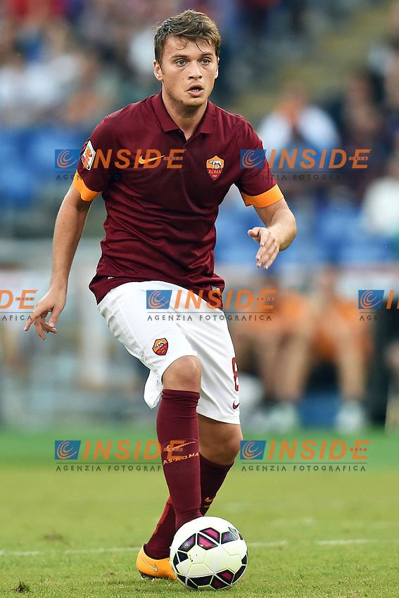 Adem Ljajic Roma, <br /> Roma 27-09-2014 Stadio Olimpico, Football Calcio Serie A AS Roma - Hellas Verona. Foto Andrea Staccioli / Insidefoto