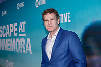 "NEW YORK - NOVEMBER 14: Jere Shea attends the premiere of Showtime's limited series ""Escape at Dannemora"" at Alice Tully Hall in Lincoln Center on November 14, 2018 in New York City. (Photo by Kena Betancur/Showtime/PictureGroup)"
