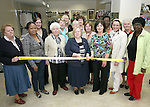 Sheelagh Sheridan, Shop Manager and Carol Gough, Assistant Manager with volunteers at the Opening of the new Cancer Shop in the Abbey Shopping Centre...Photo NEWSFILE/Jenny Matthews.(Photo credit should read Jenny Matthews/NEWSFILE)....This Picture has been sent you under the condtions enclosed by:.Newsfile Ltd..The Studio,.Millmount Abbey,.Drogheda,.Co Meath..Ireland..Tel: +353(0)41-9871240.Fax: +353(0)41-9871260.GSM: +353(0)86-2500958.email: pictures@newsfile.ie.www.newsfile.ie.FTP: 193.120.102.198.