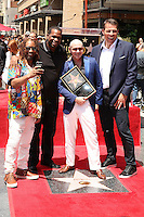 Pitbull, Lil Jon, Tony Robbins, Luther Campbell<br /> at the Pitbull Star on the Hollywood Walk of Fame Ceremony, Hollywood, CA 07-15-16<br /> David Edwards/DailyCeleb.com 818-249-4998