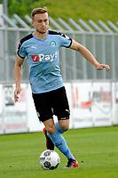 RODINGHAUSEN, Voetbal, Rodinghausen - FC Groningen, voorbereiding  seizoen 2017-2018, 15-07-2017, FC Groningen speler Mike te Wierik