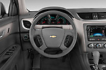Car pictures of steering wheel view of a 2017 Chevrolet Traverse LS-FWD 5 Door SUV Steering Wheel