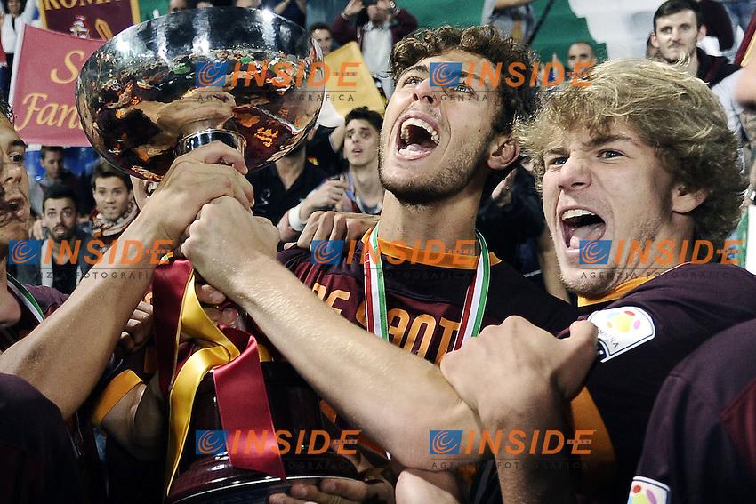 Reggio Emilia 04-06-2016 - finale Campionato Primavera / Roma-Juventus / foto Daniele Buffa/Image Sport/Insidefoto<br /> nella foto: Eros De Santis