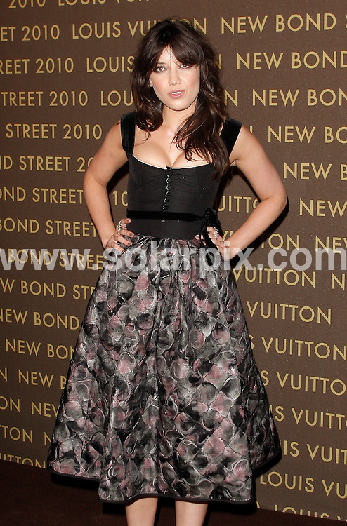 **ALL ROUND PICTURES FROM SOLARPIX.COM**.**WORLDWIDE SYNDICATION RIGHTS**.arrivals at the Louis Vuitton Bond Street Maison After Party in London, UK. 25 May 2010..This pic: Daisy Lowe..JOB REF: 11314 LNJ     DATE: 25_05_2010.**MUST CREDIT SOLARPIX.COM OR DOUBLE FEE WILL BE CHARGED**.**MUST NOTIFY SOLARPIX OF ONLINE USAGE**.**CALL US ON: +34 952 811 768 or LOW RATE FROM UK 0844 617 7637**