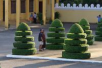 Phnom Penh, Cambodia. Royal Palace.