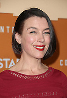 3 December 2018 - Hollywood, California - Olivia Williams. the Season 2 premiere of Counterpart held at ArcLight Hollywood Hotel. <br /> CAP/ADM/FS<br /> &copy;FS/ADM/Capital Pictures
