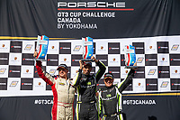 Race 2, Platinum Masters Podium, #88 Mark Motors Racing, Porsche 991 / 2019, GT3CP: Marco Cirone (M), #36 TPC Racing, Porsche 991 / 2017, GT3CP: Michael Levitas (M),#84 Mark Motors Racing, Porsche 991 / 2018, GT3CP: Perry Bortolotti (M)