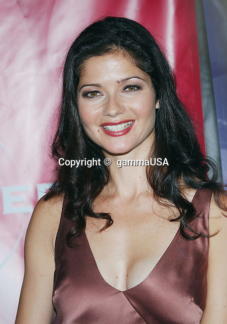 Jill Hennessy (Crossing Jordan) arriving at the NBC All-Star Party for the New Fall Season 2004 at the Universal Lot in Los Angeles. July 11, 2004.