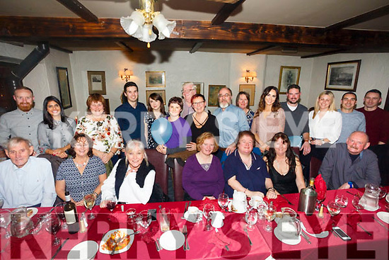 Rosalynn Egan, Blennervile celebrate her 60th birthday with family and friends at Cassidy's on Saturday