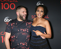 Scandal 100th Show Party
