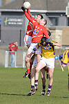 Louth V Wexford. Photo:Colin Bell/pressphotos.ie