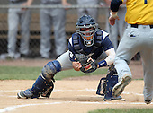 Briarcliff Bears vs Oneonta Yellowjackets during the Class-B State Championship game at Conlon Field at MacArthur Park on June 9, 2012 in Binghamton, New York.  Oneonta defeated Briarcliff 2-0.  (Photo By Mike Janes Photography)